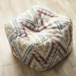 Πουφ κάθισμα 40x50X50cm    FIESTA  411